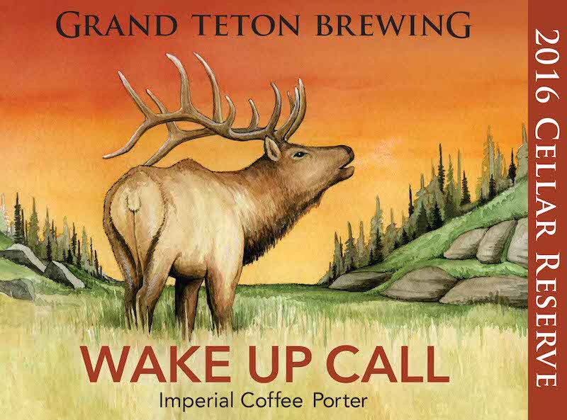 Grand Teton Wake Up Call Imperial Porter
