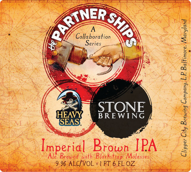 Heavy Seas Partnership Stone