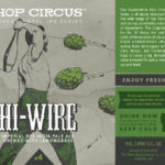 Hi-Wire Brewing Hop Circus Experimental IPA Volume 4 Set For This Month