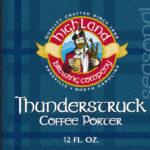 Highland Brewing Thunderstruck Coffee Porter Returns