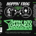 Hoppin' Frog & Lervig Collaborate on Sippin' Into Darkness