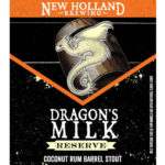 New Holland Brewing Finishes Out Dragon's Milk Reserve Series Strong
