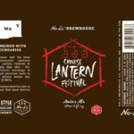 Details on No-Li Brewhouse Chinese Lantern Festival Amber Ale