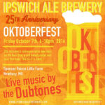 Celebrate 25 years of Ipswich Ale at the Ipswich Oktoberfest
