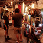 Burial Beer Co. October Moonlit Artist Market