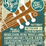 October Happenings at Blue Earl