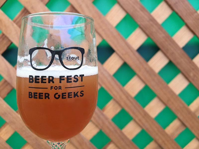 Beer Fest for Beer Geeks