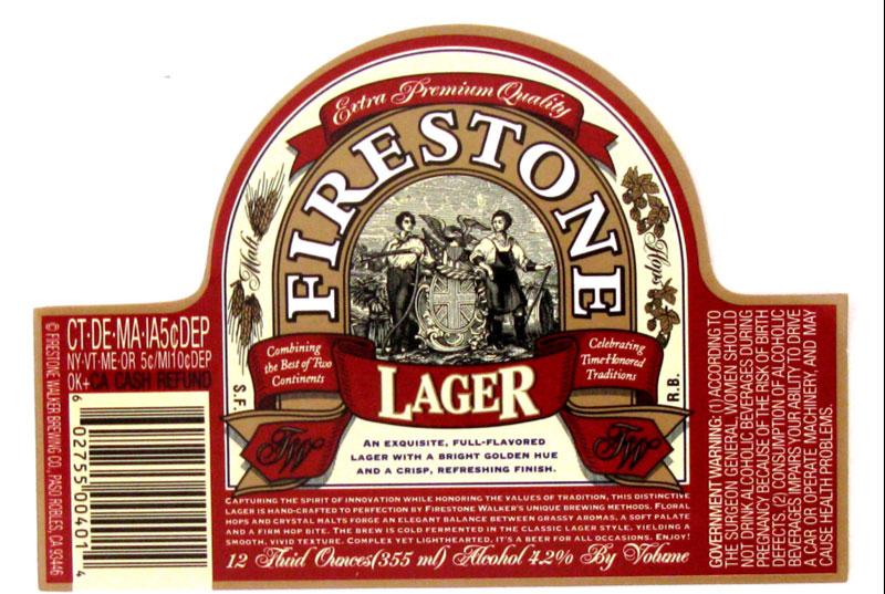 Firestone Lager