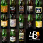 Four Brewers | The Gueuze Showdown