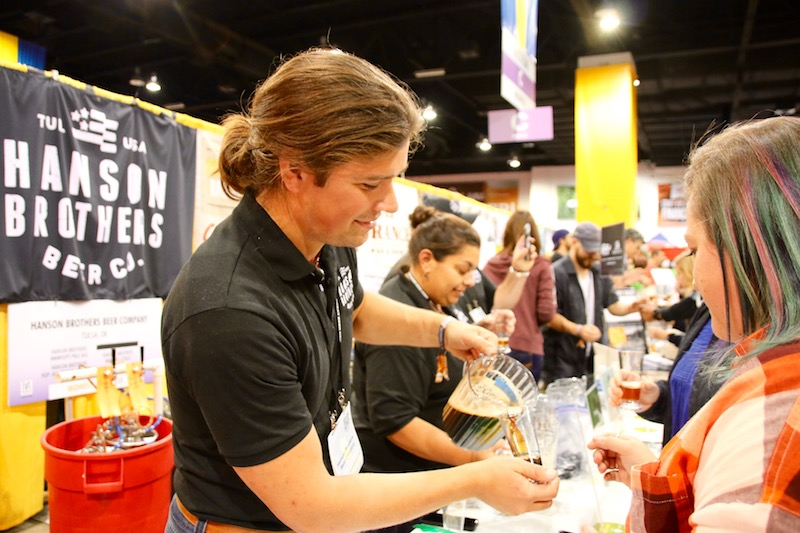 Hanson Brothers Brewing GABF