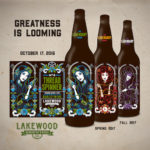 Lakewood Brewing Announces The Trilogy Series