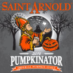 Saint Arnold 2016 Pumpkinator Returns Monday