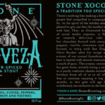 Stone Xocoveza and Stone Cofee Milk Stout Return This Week