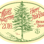 Anchor Brewing Releases 42nd Annual Christmas Ale