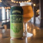 Harpoon Brewery's Hoppy Adventure in Cans is Here
