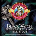 Highland Brewing Releases Black Watch Double Chocolate Milk Stout on 11/25