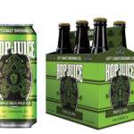 Left Coast Brewing Rebrands & Changes Flagship Hop Juice