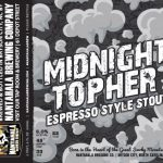 Nantahala Brewing Midnight Topher Slated for Black Friday Release