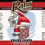 Rahr & Sons Release BBA Winter Warmer & Angry Santa This Month
