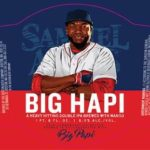 Samuel Adams: 541 Bottle Release of Big Hapi November 4th