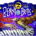 Smog City Brewing: Benny & The Bretts + Buzz Worth Release This Saturday