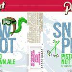 Stevens Point Brewery Debuts Snow Pilot Pistachio Nut Brown Ale