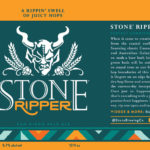 Stone Ripper – A Modern Pale Ale Starting out in CA Only