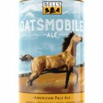 Bell's Oatsmobile Cans Shipping Spring 2017