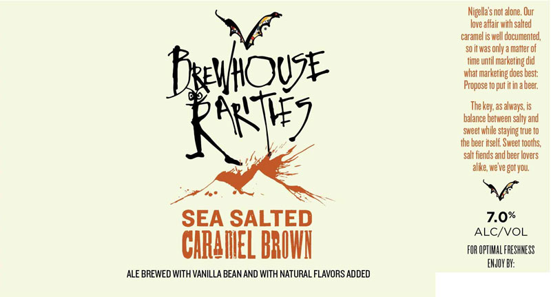 Flying Dog Sea Salted Caramel Brown