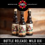 Penrose Brewing Wild 19 Bottle Release Details