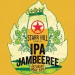 Starr Hill Brewery Hosts IPA JamBEERee on May 6, 2017