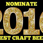 Nominate The Best Craft Beer of 2016