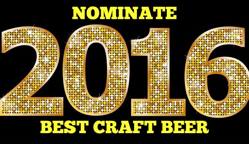 vote best craft beer of 2016