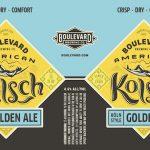 Boulevard Brewing American Kolsch Added to Regular Lineup