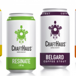 CraftHaus Brewery Releases Two New Beers In Cans for 2017