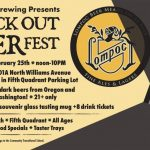 Lompoc Brewing Black Out Beer Fest Expands To An All-Day Event