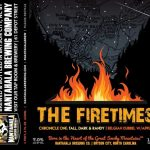 Nantahala Brewing Creates Firetimes Beer Series to Honor Friends
