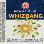 New Belgium Whizbang, New Spring Seasonal Available Now