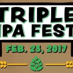 Tentative Tap Lineup for Inaugural Triple IPA Fest at 38 Degrees Monrovia – 2/25
