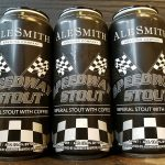 AleSmith Brewing Is Rolling Out 16 oz. Cans of Speedway Stout