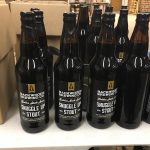 Backwoods Brewing Snuggle Up Stout, Part of The Hidden Stash Series