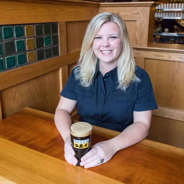 Bells Brewery CEO Laura Bell