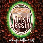 Boulder Beer Irish Blessing, Draft Only Oak Aged Coffee Stout