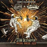 Ecliptic + Gigantic Team Up on a Beer from the Darkside –  Star Destroyer