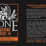 Stone Brewing Begins Shipping Tangerine Express IPA