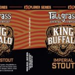 Tallgrass King Buffalo Stout