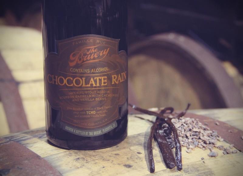 The Bruery Chocolate Rain 2017