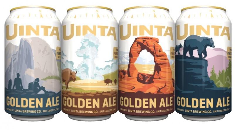 Uinta Golden Ale