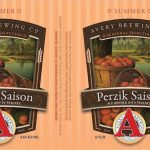 Avery Brewing Perzik Saison Returns Early April