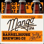 BarrelHouse Brewing Mango IPA, Now In Six Packs